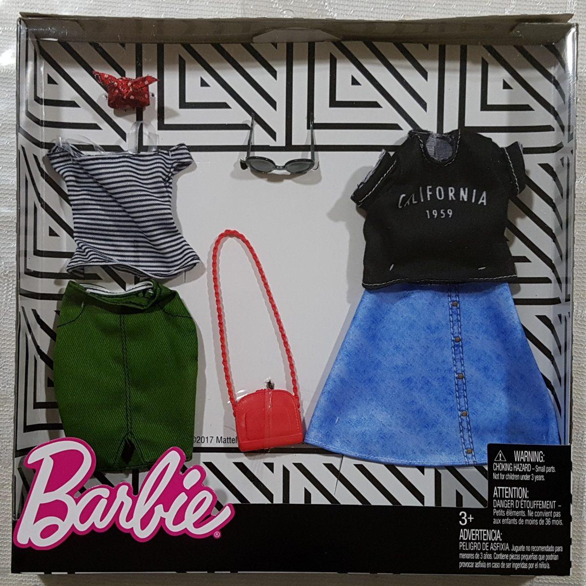 af586ed25990 Fashion Packs Barbie