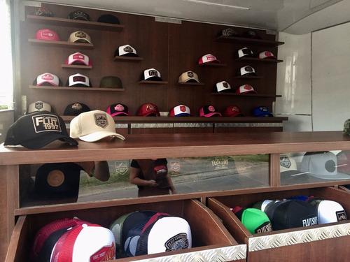 fashion truck  homologado lcm,food truck , indumentaria ,