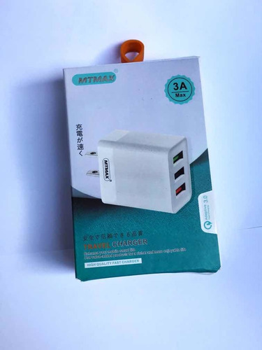 fast charger 3a mtmax