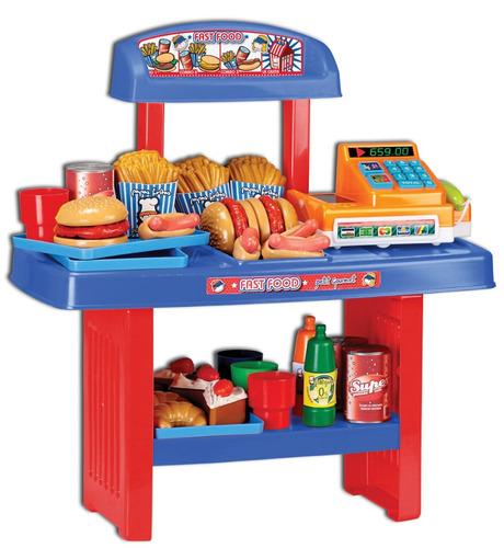 fast food petit gourmet hamburguesas lionels - mundo manias