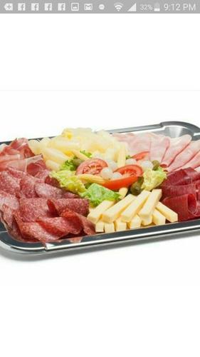 fast food y picadera comida fria y caliente e rapida