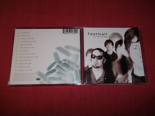 fastball - all the pain money can buy cd imp ed 1998 mdisk