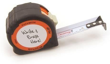 fastcap pssp25 25 pies de cinta de medición standard pad his
