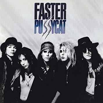 faster pussycat faster pussycat europe import  cd