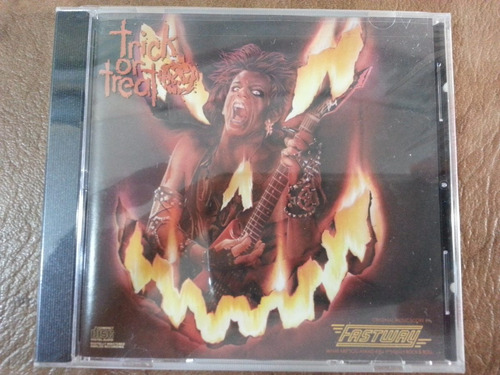 fastway - trick or treat original motion picture cd