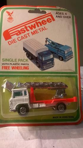 fastwheel  camion con elevador 7cm año 70 devoto hobbies
