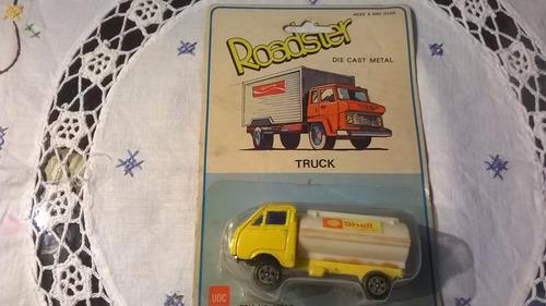 fastwheel  camion  liviano shell 7 cm año 70 devoto hobbies