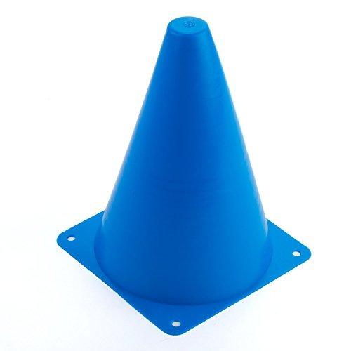 faswin indoor / outdoor agility cones deportes soccer juego
