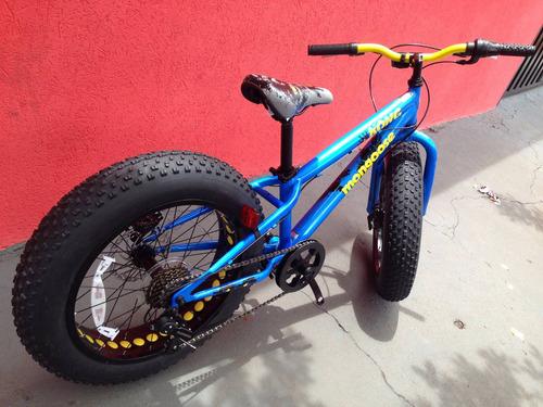 fat-bike bike aro 20 mongoose nao specialized xc big