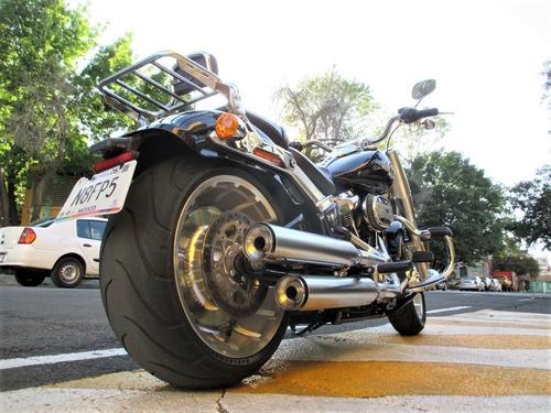 fat boy moto harley
