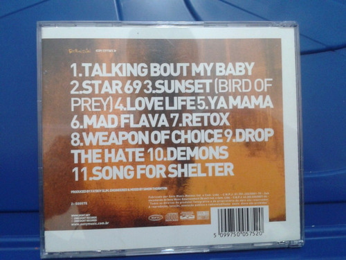 fat boy slim  -halfay between the gutter and the starts