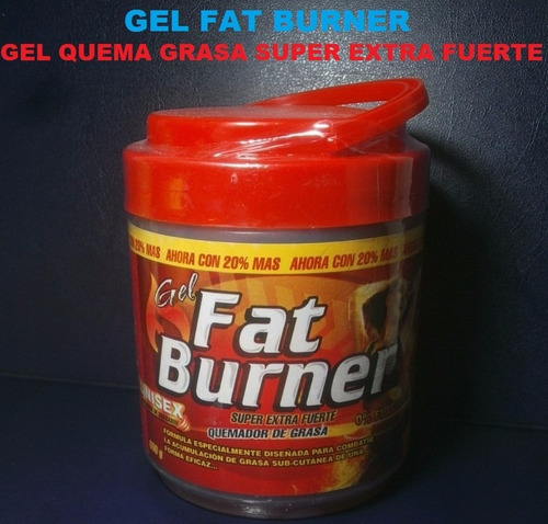 fat burner  gel reductor herbanny