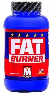 fat burner premium 120 comp mervick quemador con l-carnitina