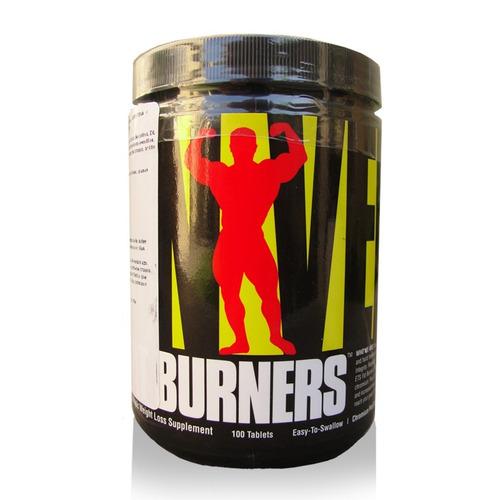 fat burners 100 tabs. universal nutrition quemador de grasas