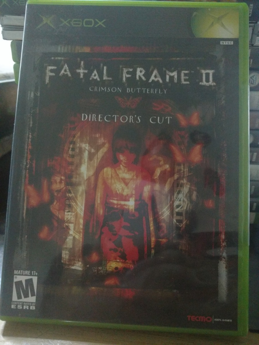 Fatal Frame 2 Crimson Butterfly Director\'s Cut Xbox - $ 999.99 en ...