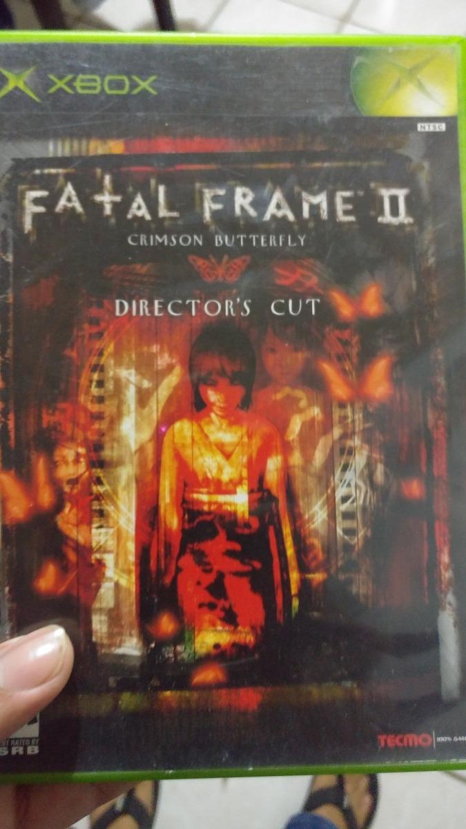 Fatal Frame 2 Xbox Clasico - $ 850.00 en Mercado Libre