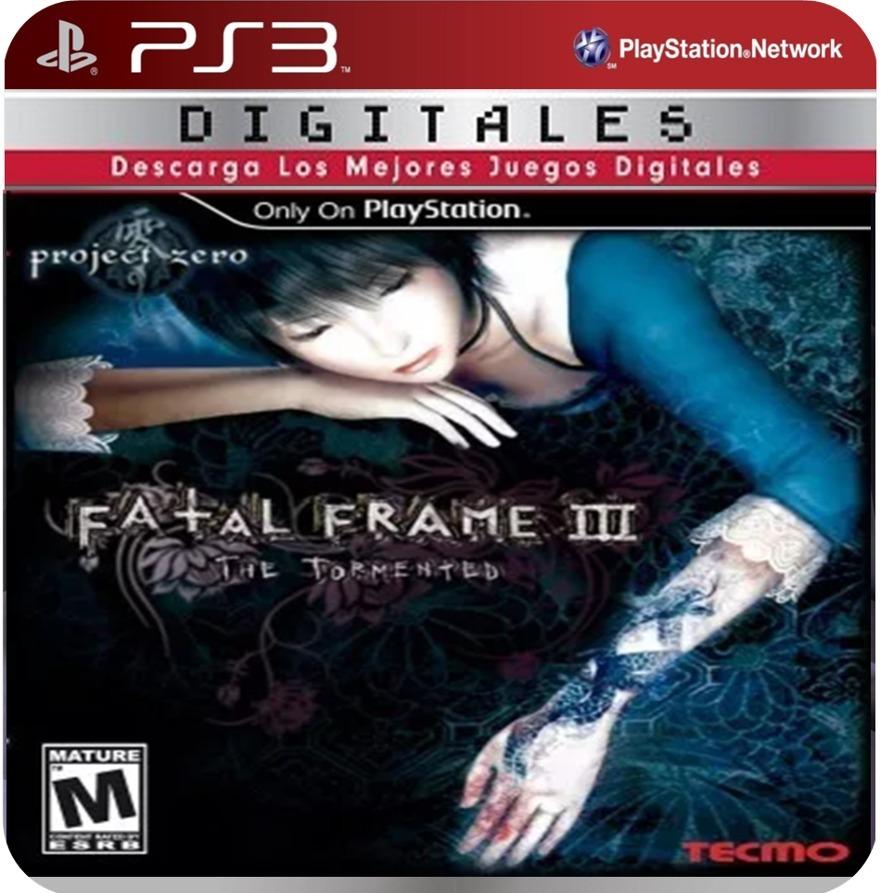 Fatal Frame 3: The Tormented Ps3 (3gb) Licen. Digital - $ 11.990 en ...