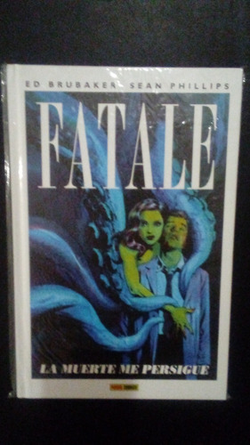 fatale vol. 1-4 *brubaker *phillips *panini