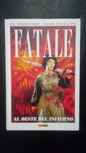 fatale vol. 2, 3, 4 *brubaker *phillips *panini