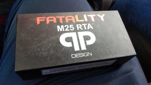 fatality m 25 rta