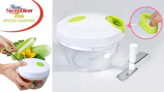 Image result for genius nicer dicer plus speedy chopper