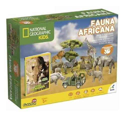 fauna africana national geographic kids