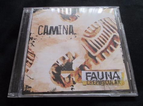 fauna crepuscular - camina (rock venezolano)