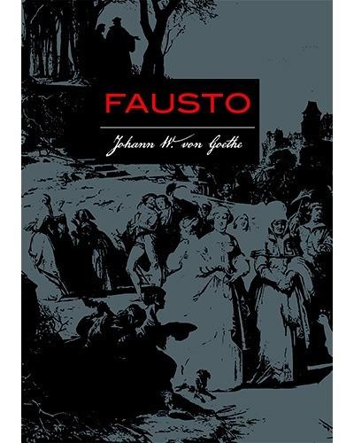 fausto goethe poesia  literatura estrangeira +  frete grátis