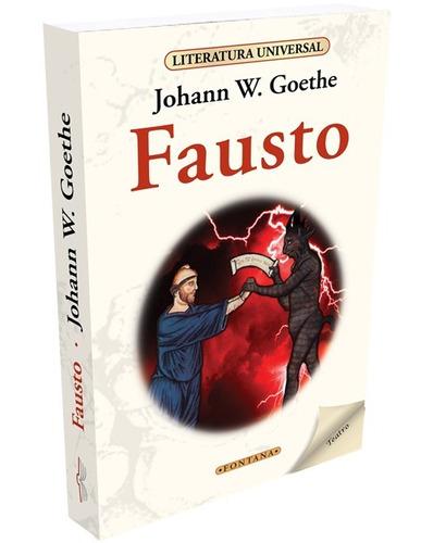 fausto - johann w goethe