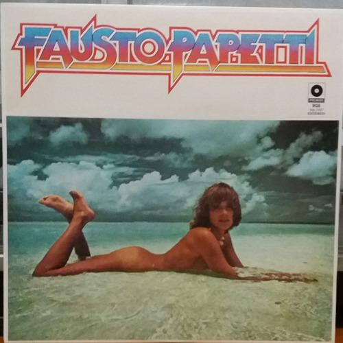 fausto papetti - 1981 (lp zerado)