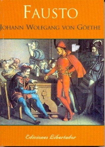 fausto - wolfgang von göethe