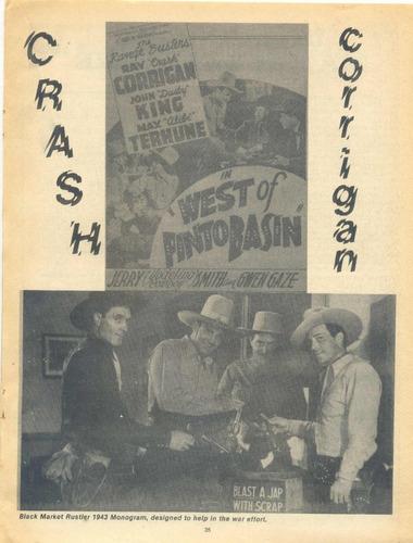 favorite westerns 12 ( kietzer publ.-usa-1983) ótimo estado