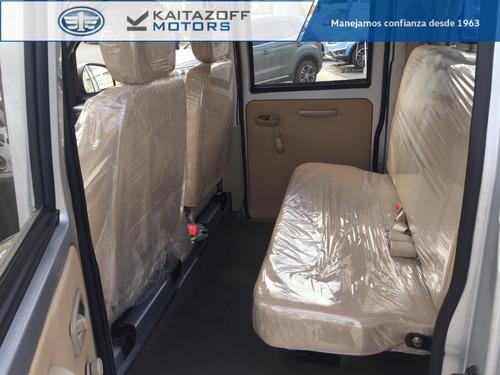 faw doble cabina dc 2020 0km