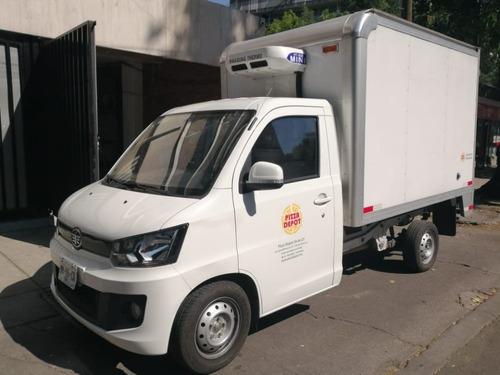 faw gm1500 mini truck caja refrigerada