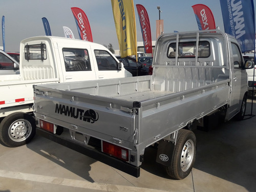 faw mamut t80 cabina simple