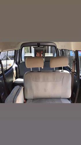 faw minivan brio 8 pasajeros