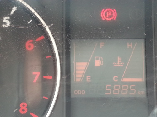 faw v80 5 puertas, sistema dual, 5885 km recorrido