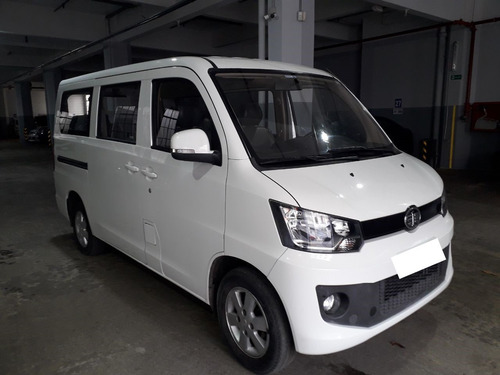 faw v80 panorámica 2018 - 7 pasajeros. precio  iva incluido.