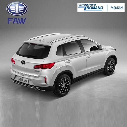 faw x40 luxury mt