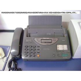 Fax Panasonic Kx F700 Funcionando Tudo Leia Parcelo 2x