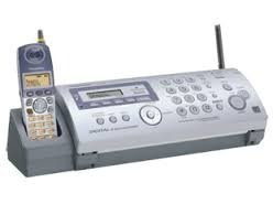 fax panasonic kx-fg2853 fact a/b