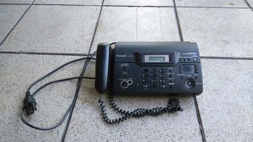 fax panasonic kx-ft938 - funcionando excelente!
