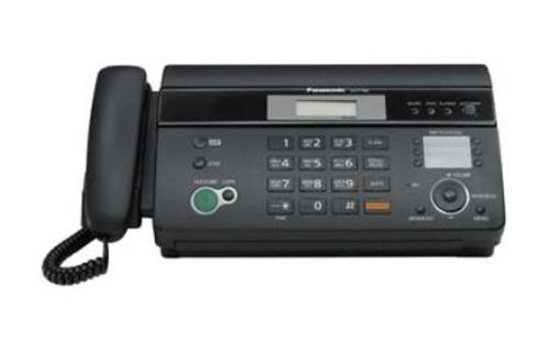 fax panasonic kx-ft982 papel térmico+id+monitor manos libres