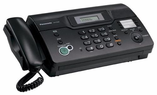 fax panasonic kx-ft982ag + inalam kxtg222 6.0 dect fact a/b