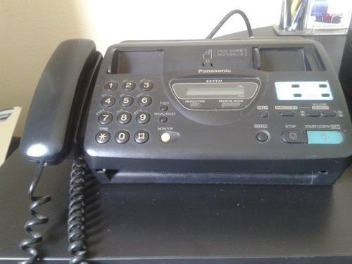 fax panasonic kxft21