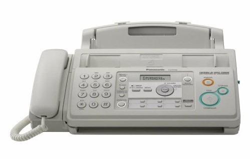 fax panasonic papel comun fp703 - 703 - a4 - copiadora
