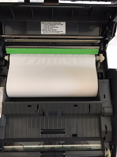 fax panasonic tele
