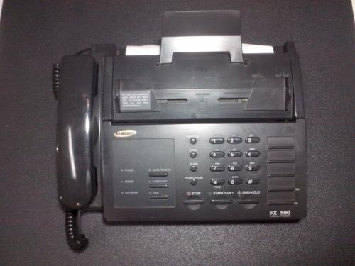 fax samsung fx 500 120v (recondicionado)