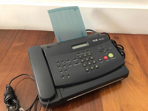 fax tce f230 + manual