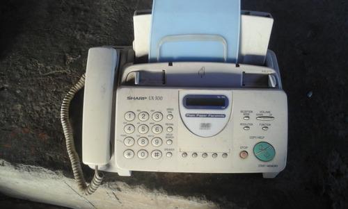 fax telefono sharp ux-300
